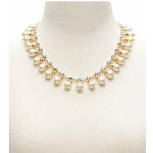 Banana Republic Pearl Collar Necklace